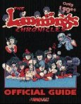 the lemmings chronicles official strategy guide - cover 2