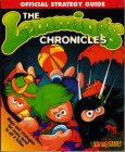 the lemmings chronicles - official strategy guide - cover 1