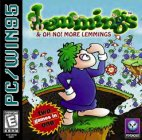 Lemmings and Oh No! More Lemmings 1999 ReRelease for Windows 95