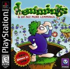 Lemmings and Oh No! More Lemmings for Playstation