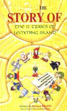 Book: The Story of the 12 Tribes of Lemmings Island